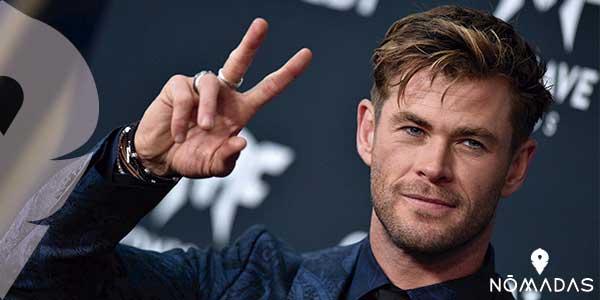 famosos de Australia- Chris Hemsworth