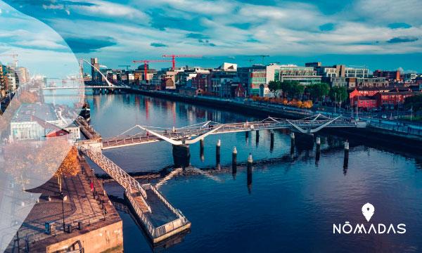 Ciudades a las que podrás llegar con tu Working Holiday Visa Irlanda
