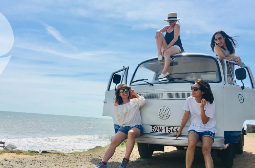 Viajar en una VAN por Australia