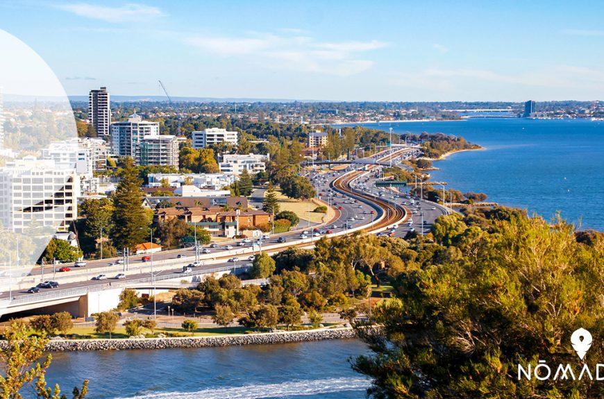 Vivir y estudiar en Perth