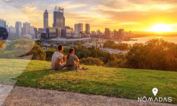Kings Park y el Jardín Botánico en Perth