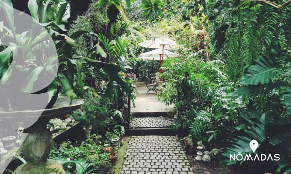 Jardín secreto de Wendy, Australia