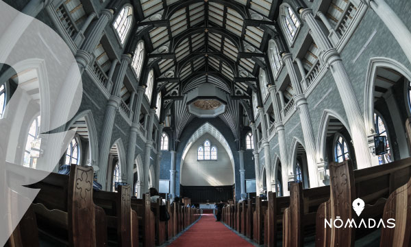 Maravillosas Iglesias en Galway