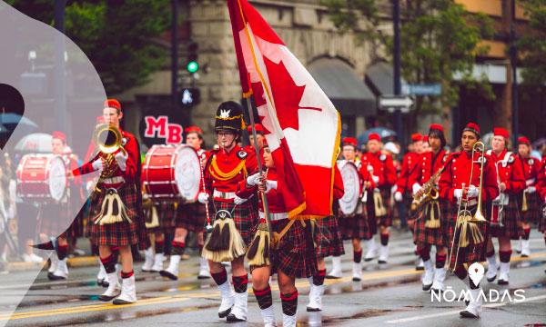 ¿Cuáles son las costumbres y tradiciones de Canadá?