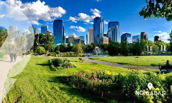 Calgary es la ciudad más limpia de Canadá