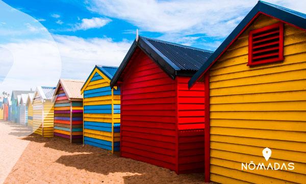 Lugares turísticos de Melbourne y Sydney