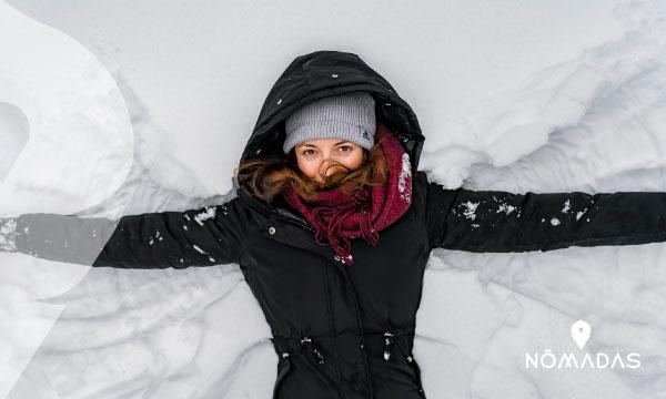 Calgary es la ciudad ideal para pasar un invierno de manera cómoda