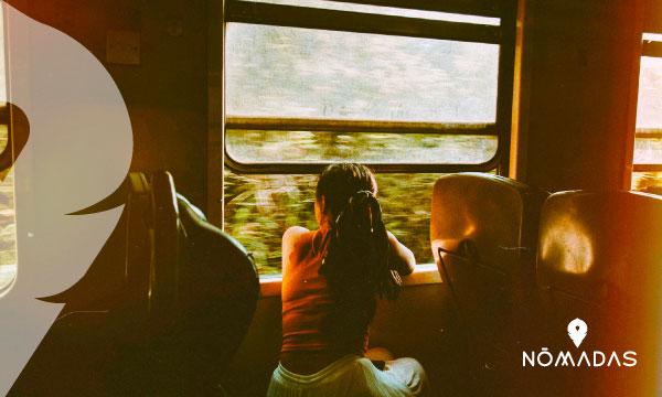 Viajar en tren en Canadá