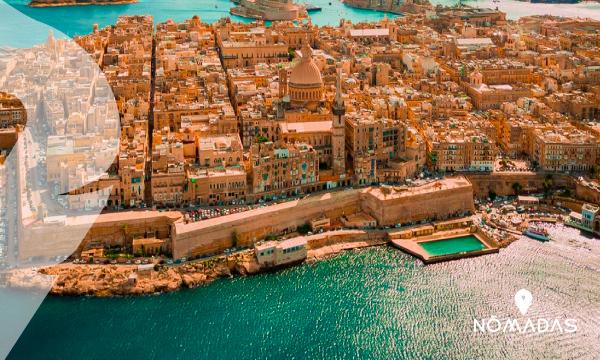 Ventaja 8: Clima, paisajes y actividades de Malta